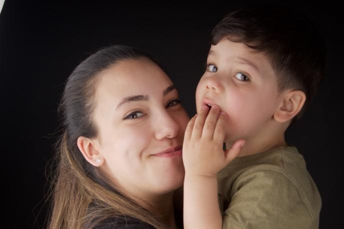 mum and rayan